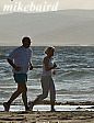running the beach is great for losing weight