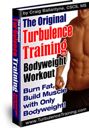 Free sample Interval training workout