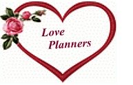 Valentines Day planners